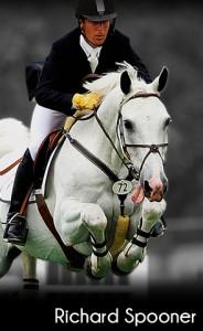 Rider Richard Spooner