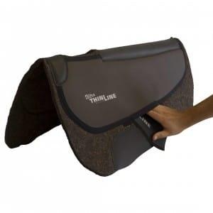 felt barrel saddle fit pad