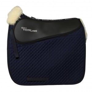 Full Sheepskin Square Cotton Dressage Pad