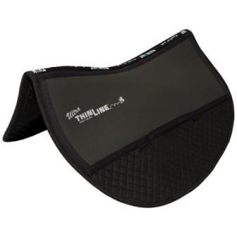 endurance round skirt saddle fit pad